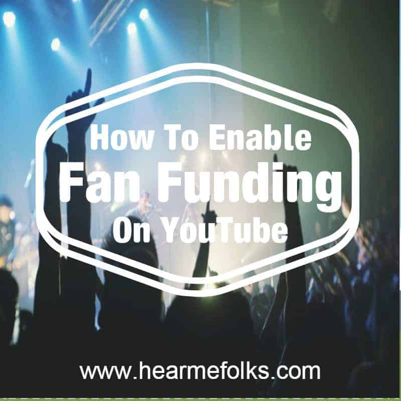 'Fan Funding' Aired for Video Creators on YouTube