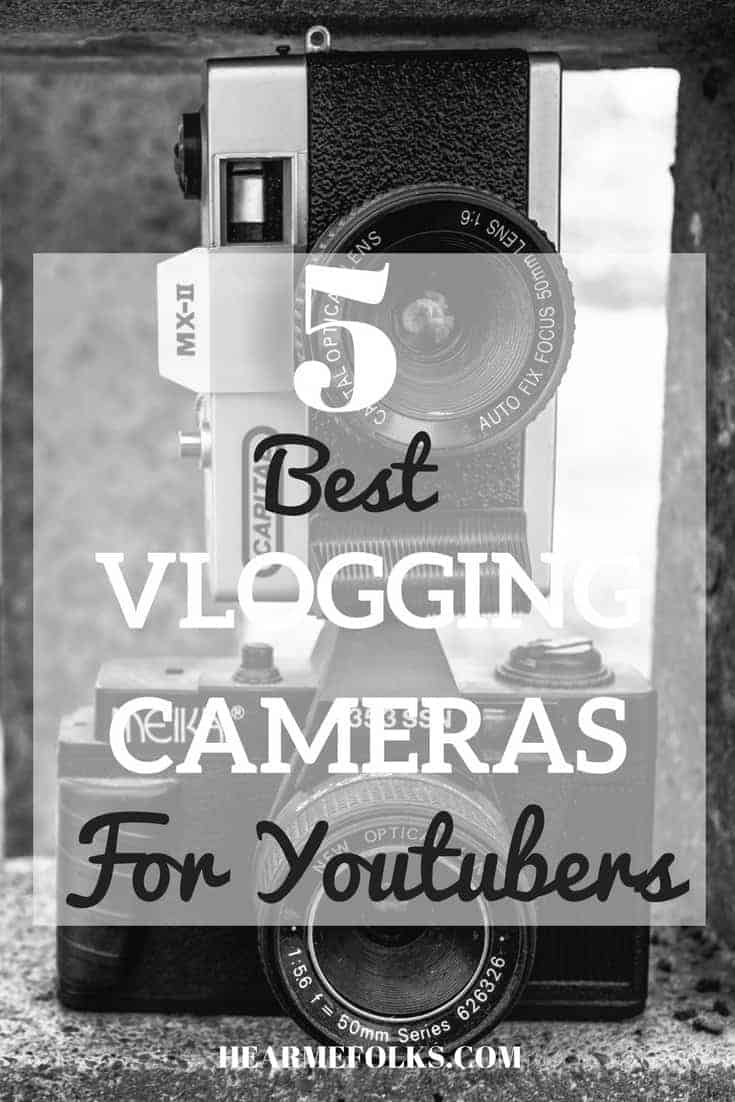 best vlogging cameras for beginners and for youtubers for cheap