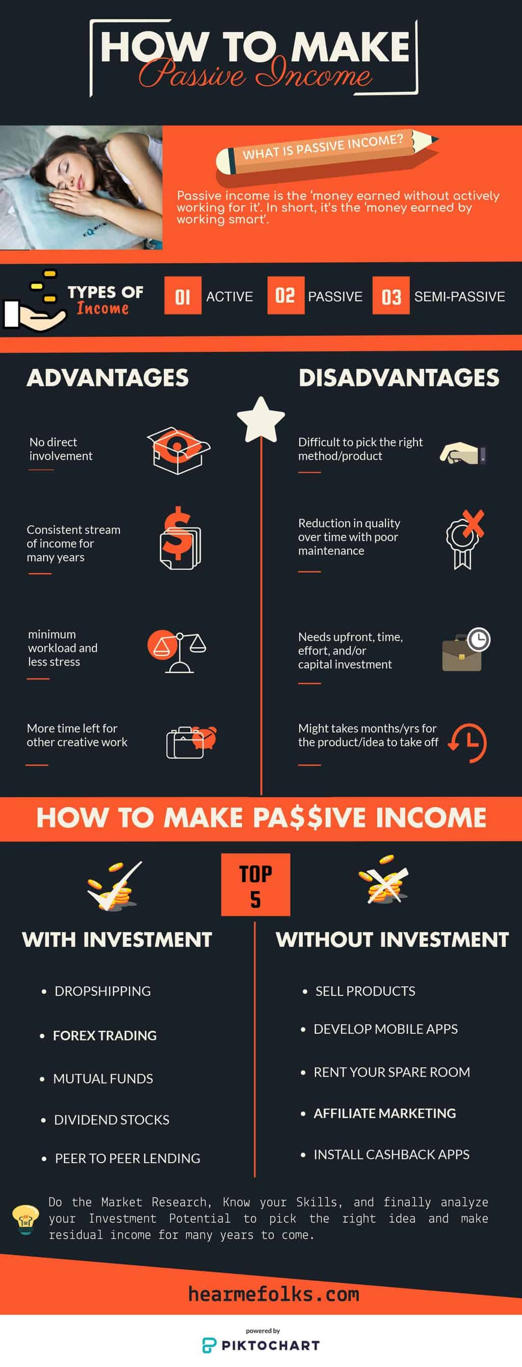 28 Epic Passive Income Ideas Worth 100k Per Year Hearmefolks