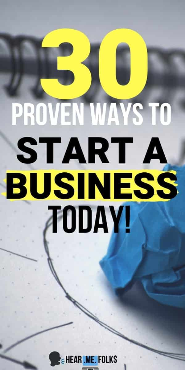 How to start your own business with little to no investment #ownbusinessideas #financialfreedom