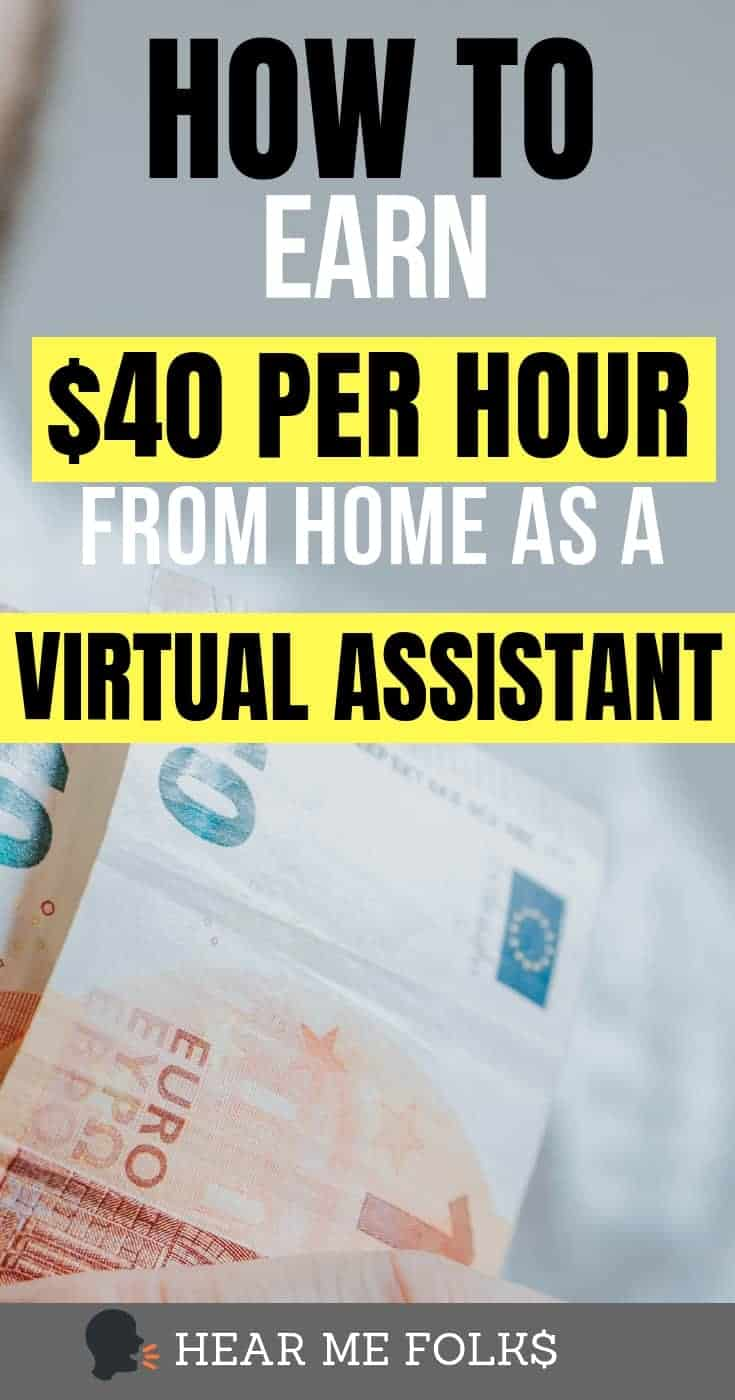 How to become a virtual assistant in a month, work from home, and quit your job! Absolutely no experience required! #workfromhome #makemoneyonline #workathomejobs