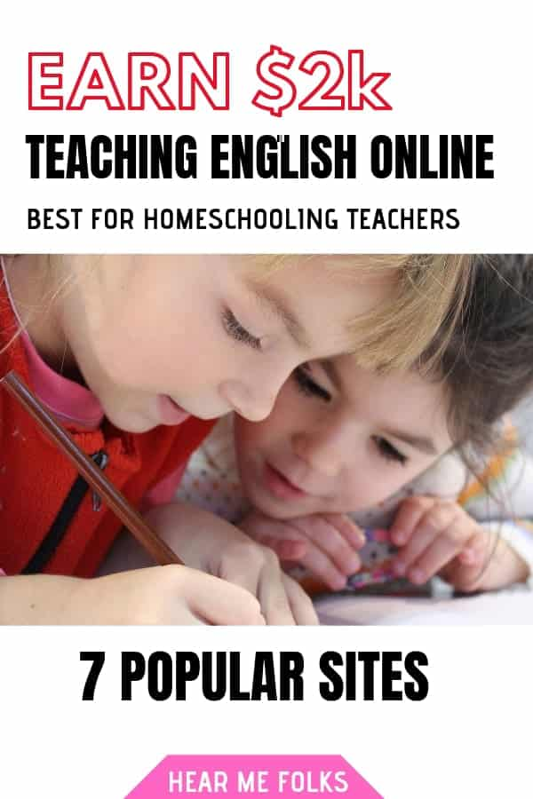 teach english to kids in china