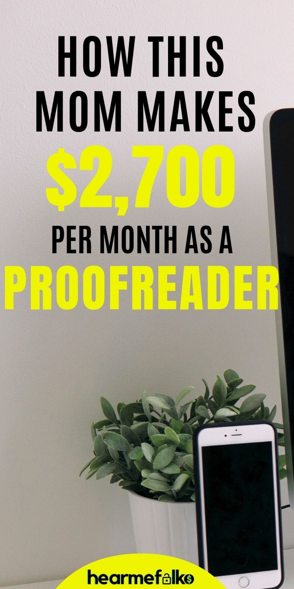 Proofreading jobs for beginners. Learn to make money from home as a proofreader working part time.