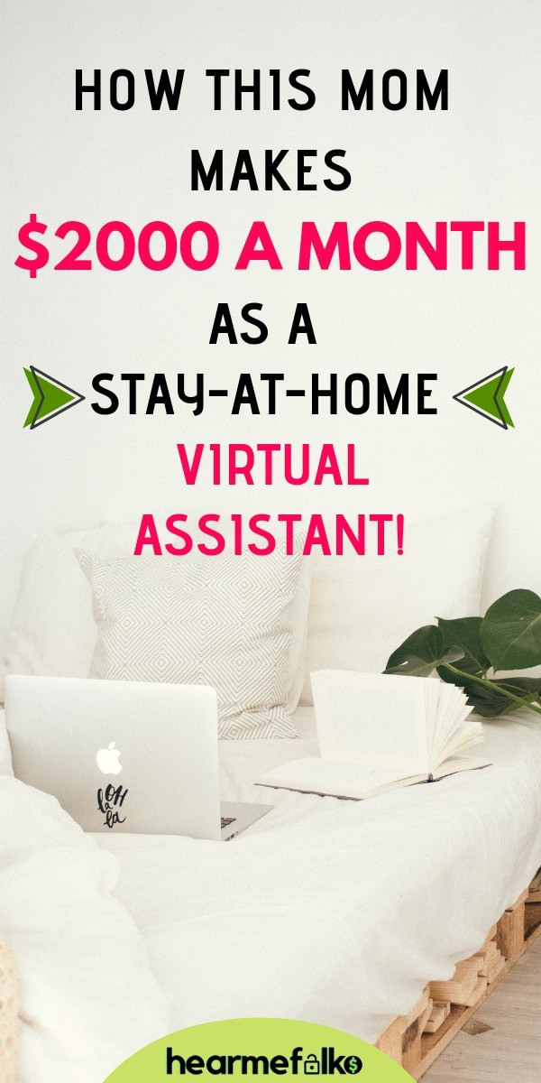 Want to make money as a Virtual Assistant? Learn from the success stories of other succesful VAs and implement them to your benefit. #virtualassistantjobs #makemoneyasavirtualassistant