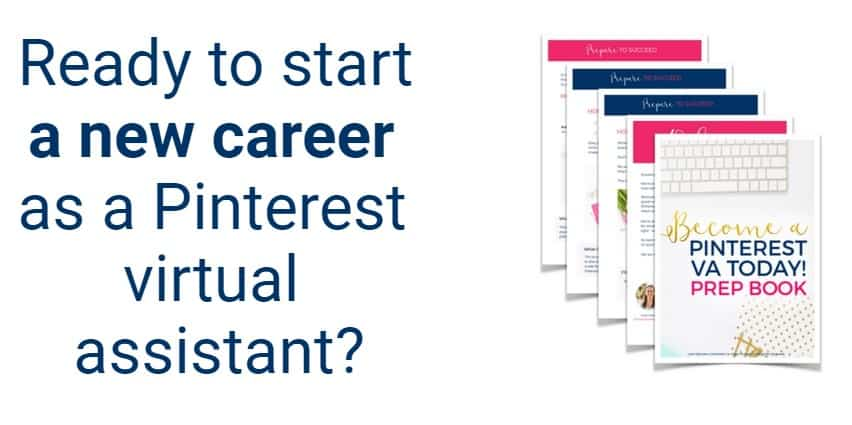 How to become a Pinterest Virtual Assistant and make money from home