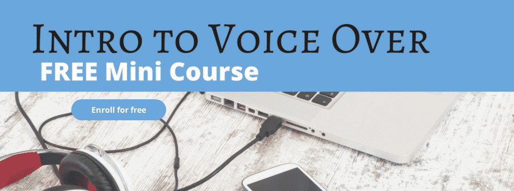 Intro to Voice Over Jobs for Beginners