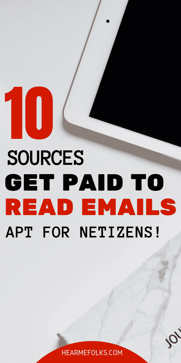 Get Paid to Read Emails [2021]: 11 Free-tastic Ways!