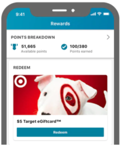 Bing Rewards App to earn points