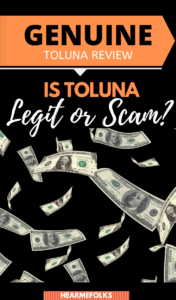 what is toluna? Is toluna safe to use?