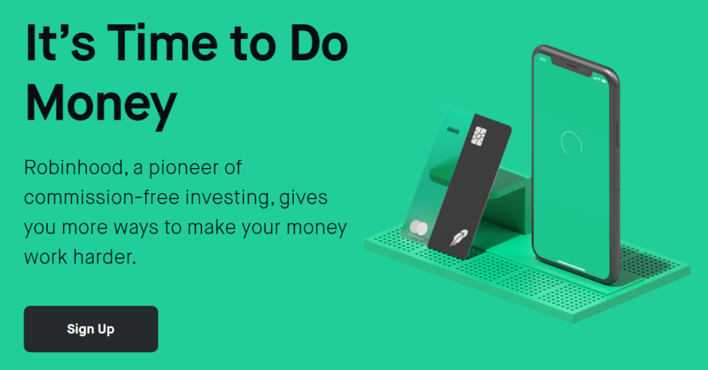 Robinhood App - Invest and Earn