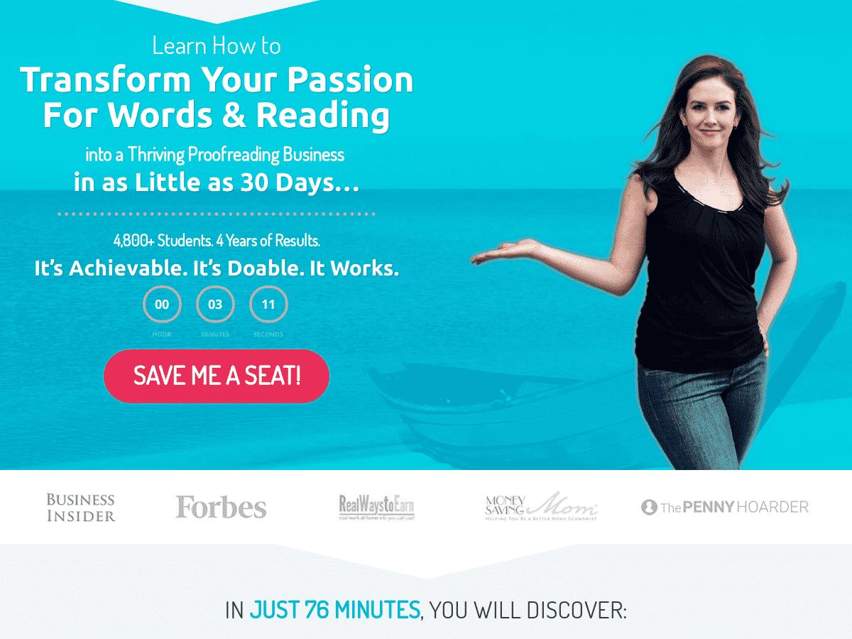 Start your Freelance Proofreading Hustle