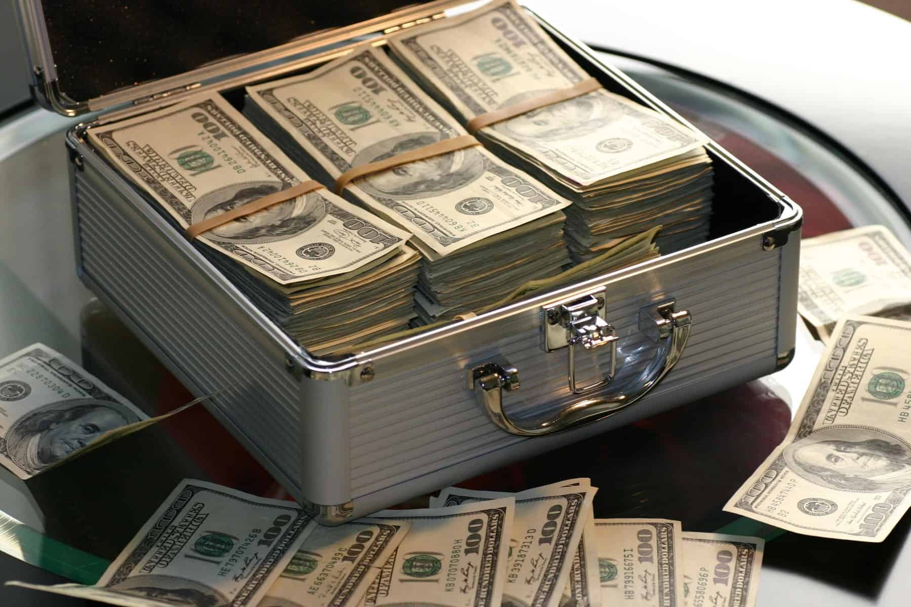 How to Make a Million Dollars Instantly?