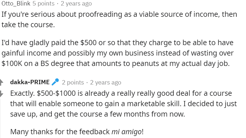 Is Proofread Anywhere Legit Or a Scam?