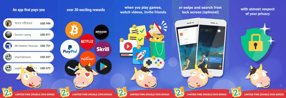 15 Games Apps that Pay Instantly to PayPal [Up to $10k+]