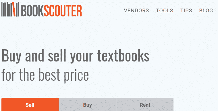Bookscouter to sell textbooks