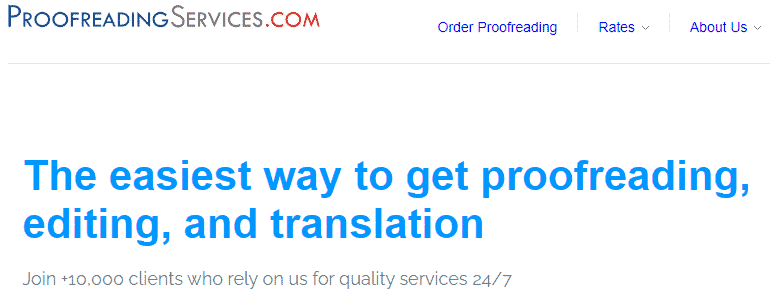 ProofreadingServices Jobs for Students