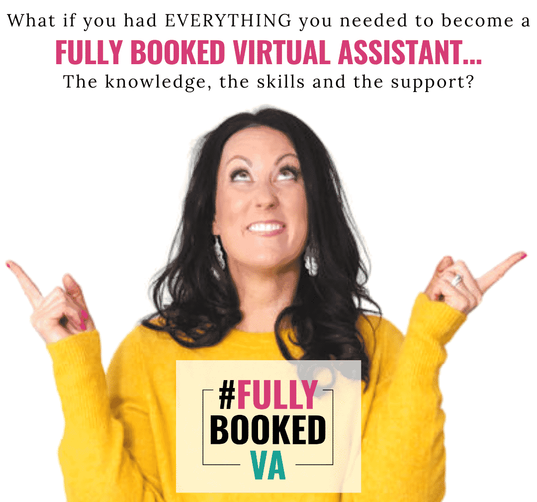 Become a Fully Booked VA