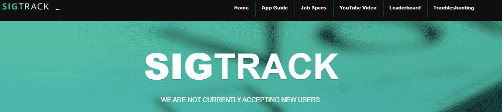 Sigtrack Review {Sept 2021}: Is Sigtrack Legit or a Scam?