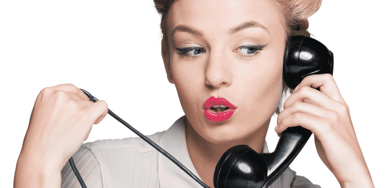 phone actress jobs