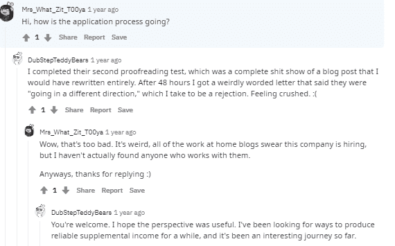 Proofreading Services Reddit Review
