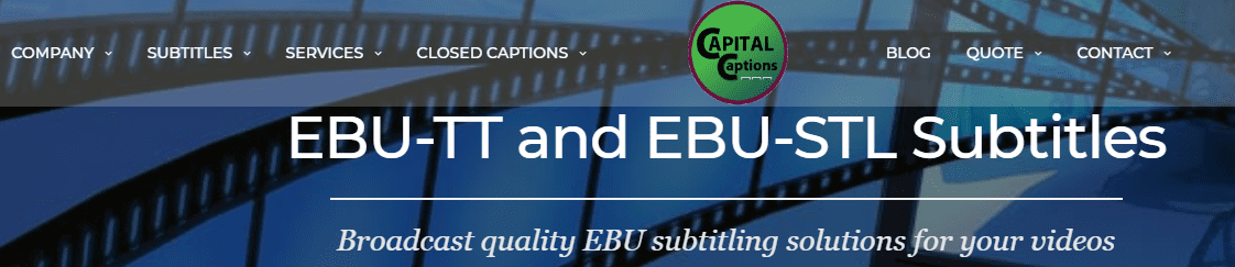 Remote subtitle services on Capital Captions in UK