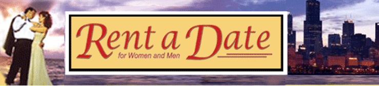 Rent a Date for women and men