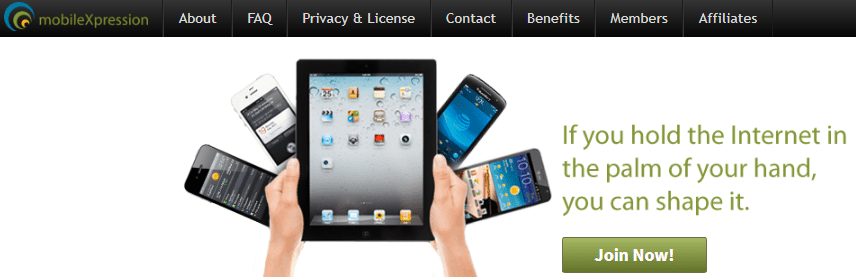 What is MobileXpression? Apps like MobileXpression