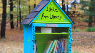 get free books mailed to your home