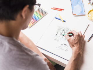 get paid to draw online