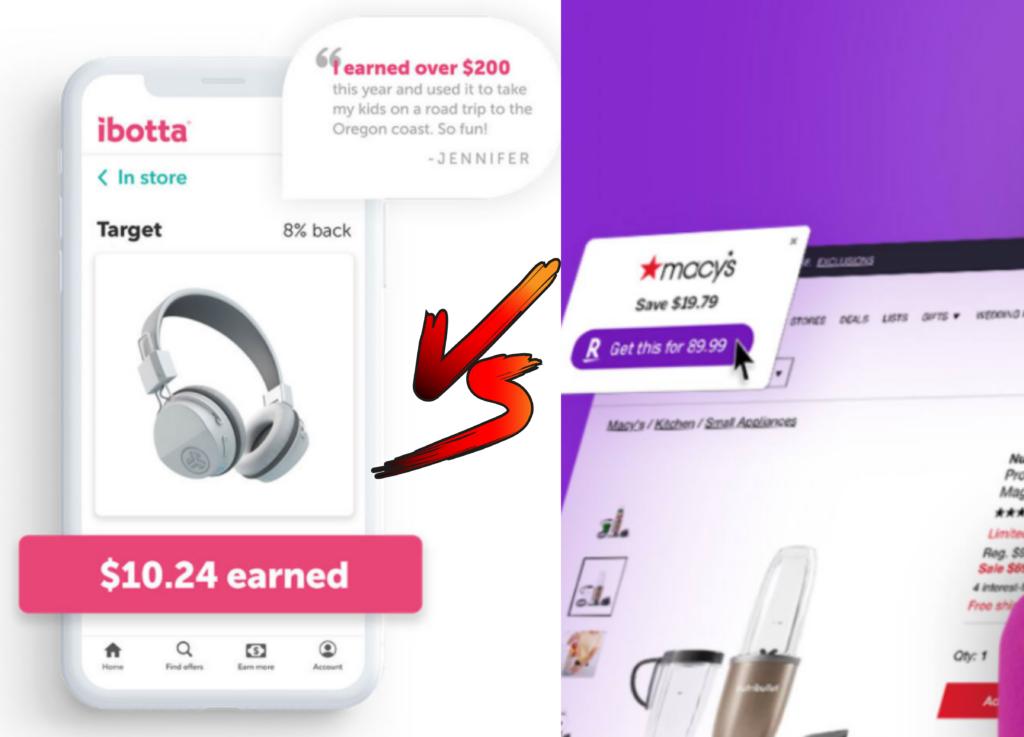 Ibotta Vs Rakuten apps - What's Better?